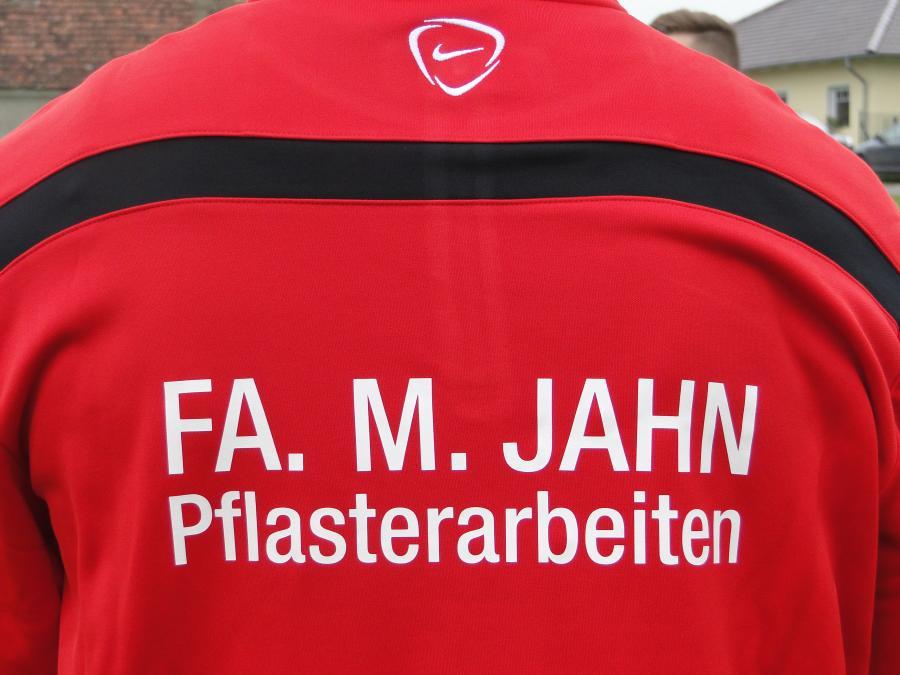 Sponsor Markus Jahn