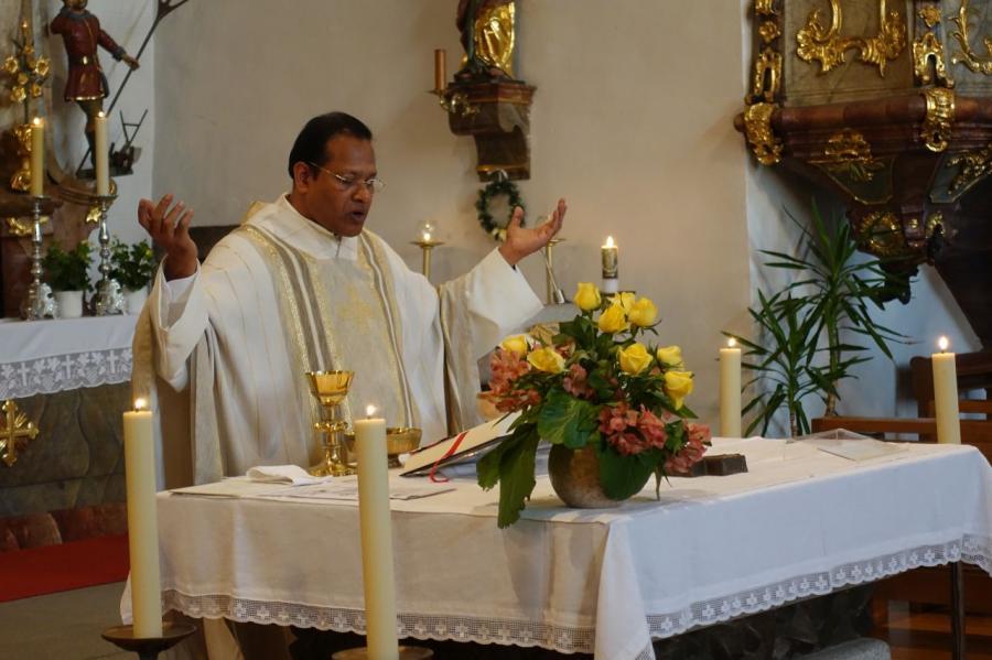 60. Geburtstag Pater Rockose Miltach 2