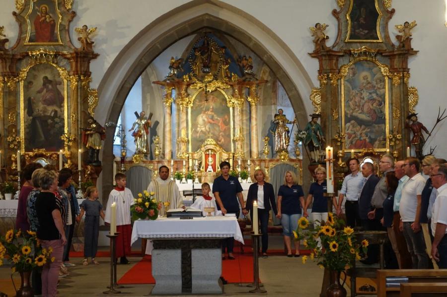 60. Geburtstag Pater Rockose Miltach 4