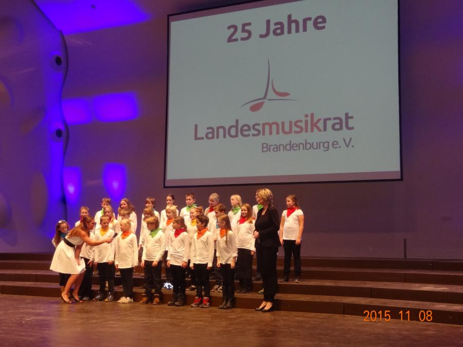 Kinderchor in Potsdam 2