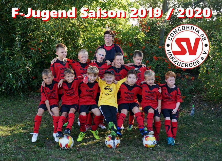 F-Jugend 2019 / 2020