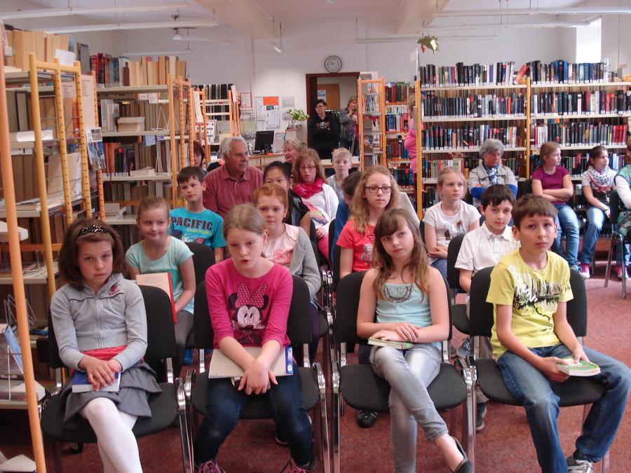 Publikum und Teilnehmer