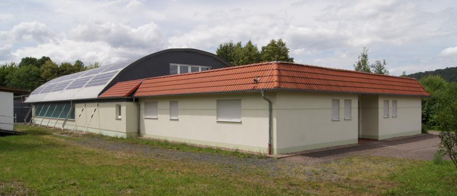 Sporthalle Dorndorf