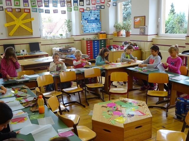 Schulhausgestaltung