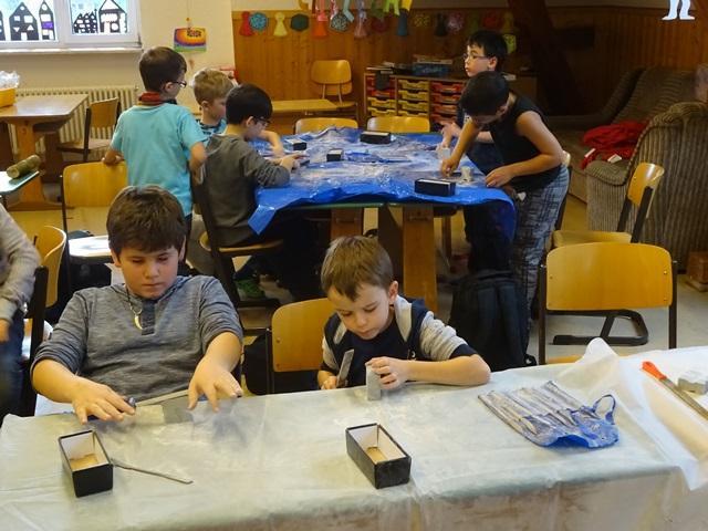 Grundschule Oberschefflenz Arbeitsgemeinschaften