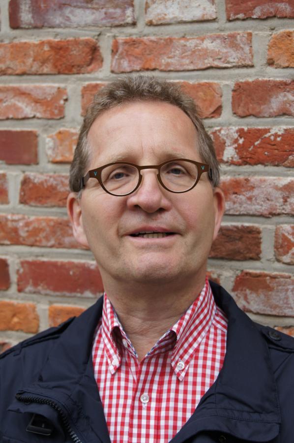 Joachim Stavesand Vorsitzender