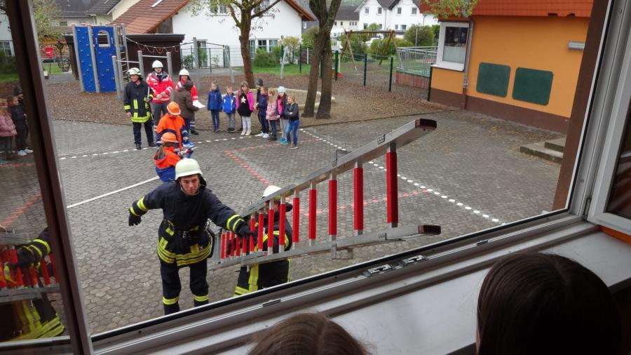 Feuerwehr-Übung 3