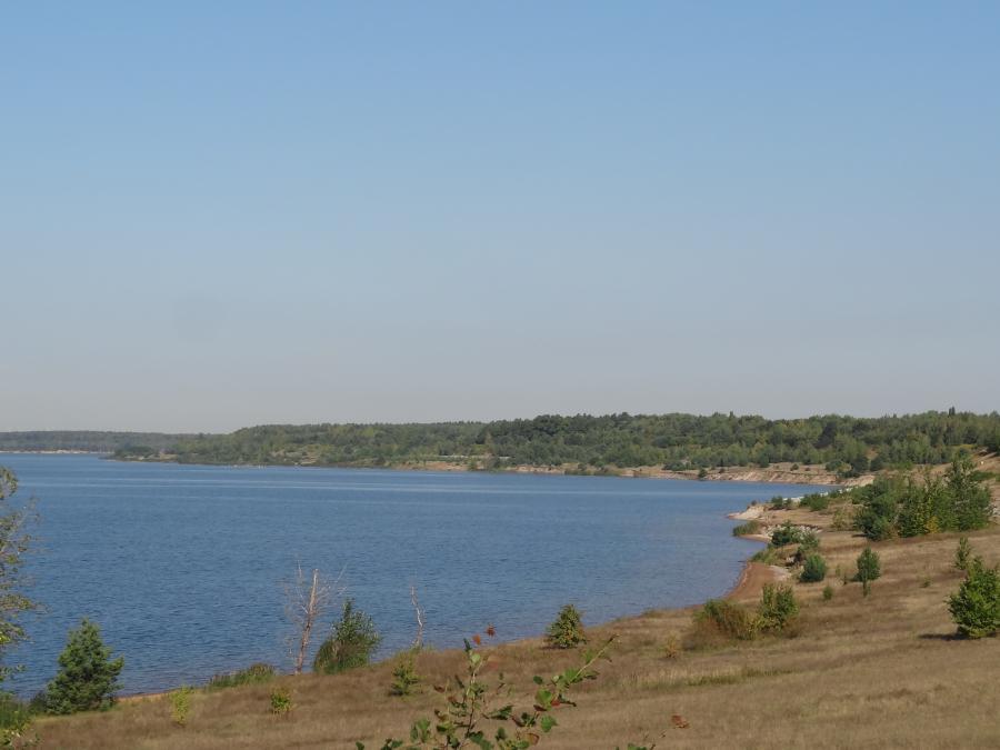 Sedlitzer See - Strand Lieske