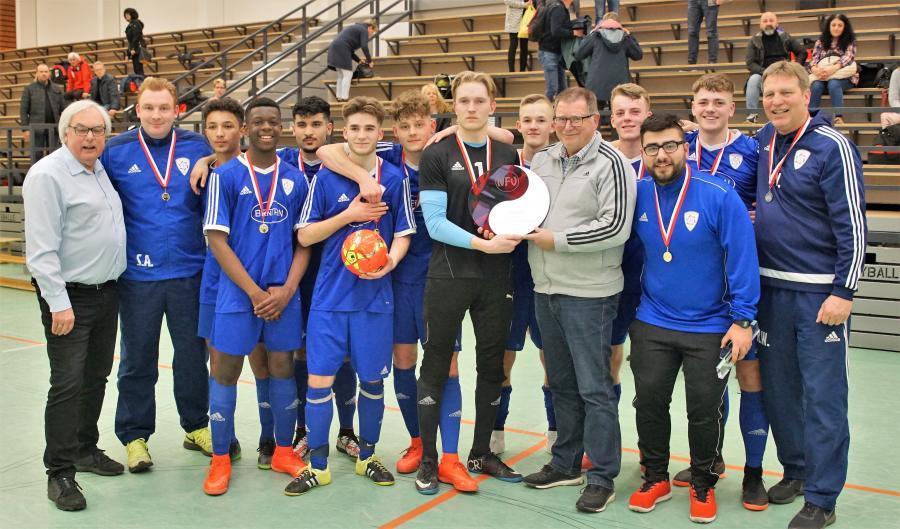 Norddeutscher A-Junioren-Meister 2019: VfV Bremerhaven