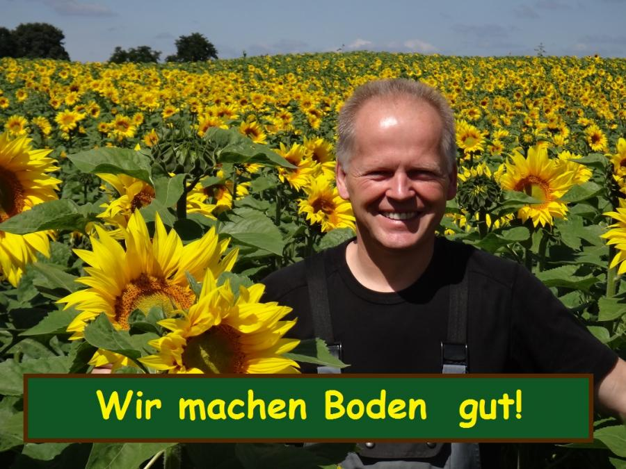 Jens Petermann, Landwirt aus Dannenberg/Mark