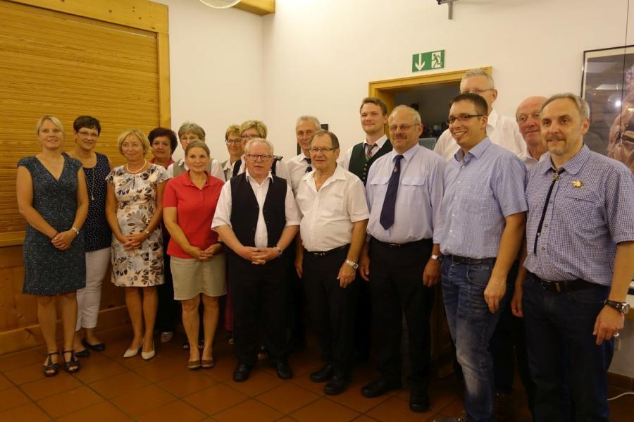 65. Geburtstag Pfarrer Sperl 11