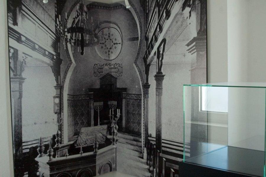 Raum Jüdische Geschichte