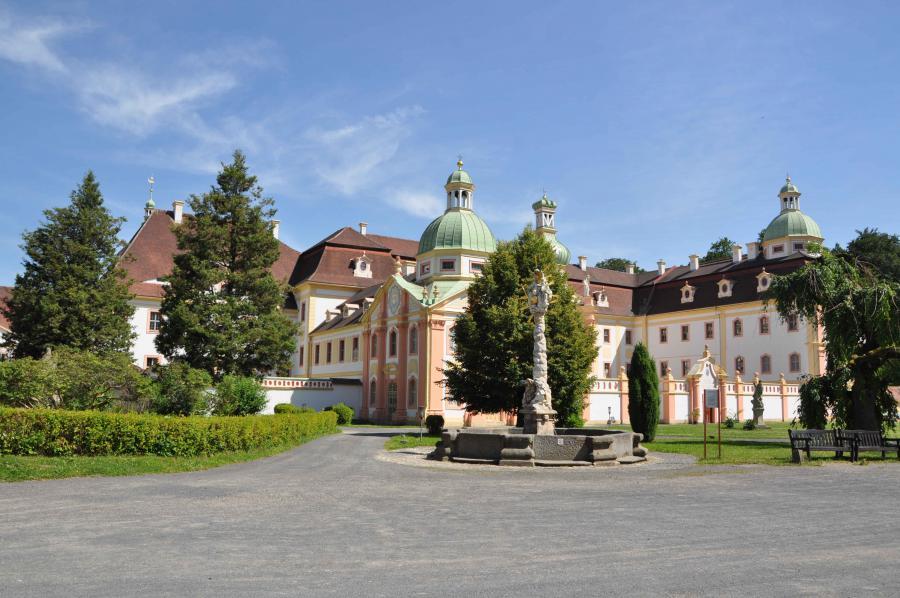 Unser Ausflugsziel Kloster St. Marienthal in Ostritz