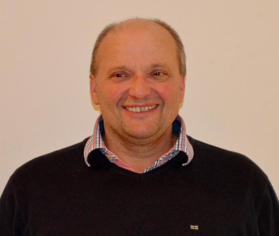 Bügermeister Peter Wischmann