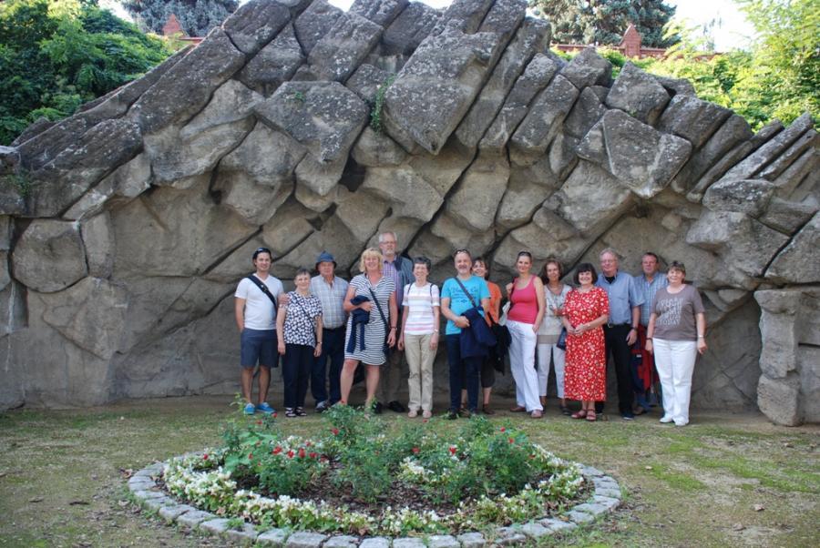 Vereinsfahrt 2015 nach Tangermünde