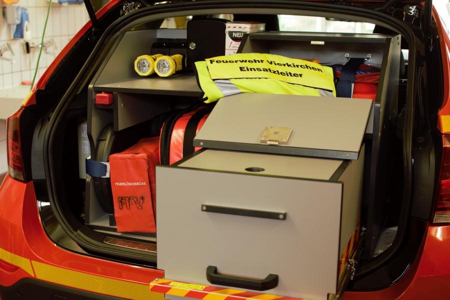 Aufbewahrungsbox für Kleinmaterial
