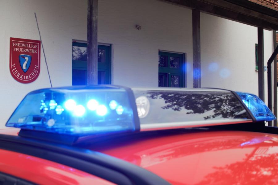 Blaulichtbalken Hella RTK7 - Frontansicht