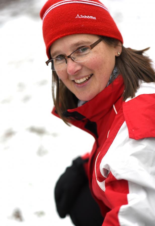 Marion Klemm, verheiratet 2 Kinder