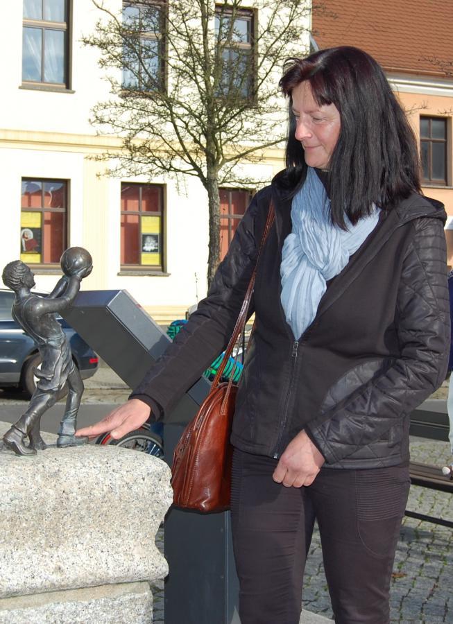 Stadtführerin B. Möbius