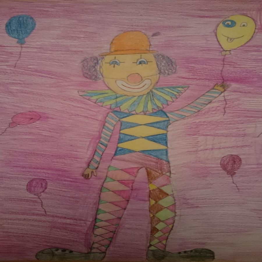 Harlekin ich Picasso