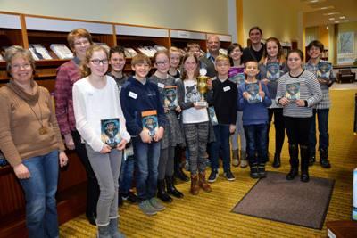 Jury und Teilnehmer des Wettbewerbs