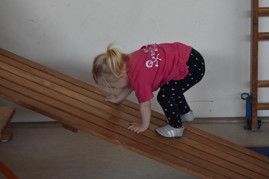 Eltern-Kind Turnen 3