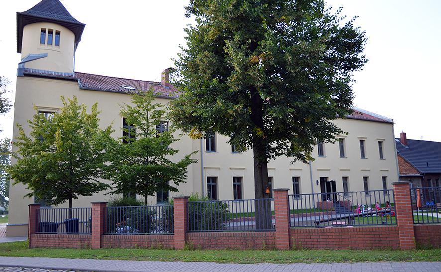 Bürgerhaus Zehlendorf, Dorfstraße 52
