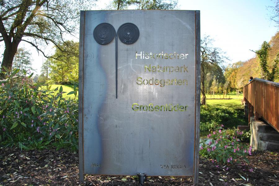 Historischer Naturpark Sodegarten