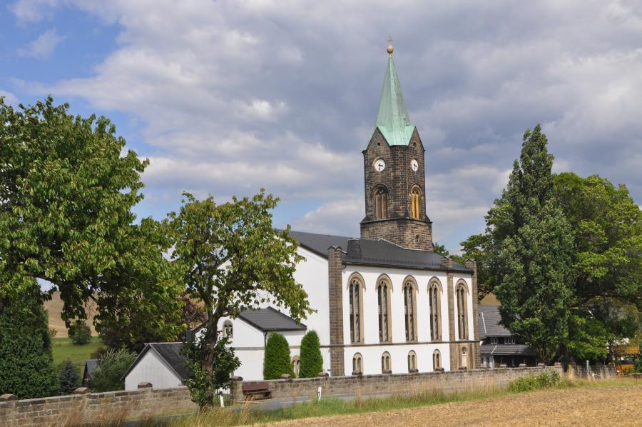 Kirche zu Rosentahl