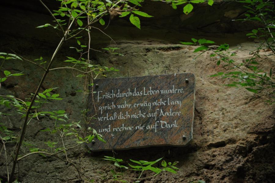Ebersgraben Teichel
