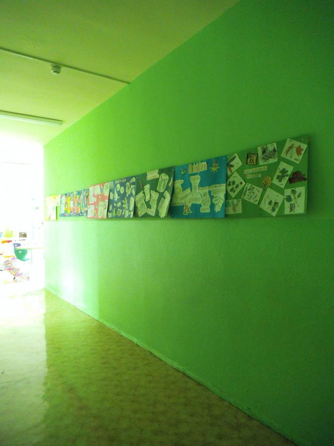 2. Etage Gang rechts