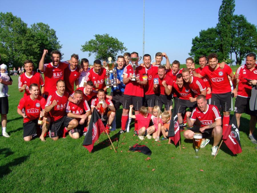 Kreismeister 2018: SV Burgwerben