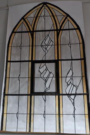 Seitenfenster links