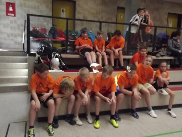 Zweifelderball-Kreisfinale 1