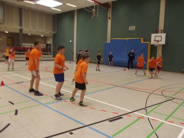 Zweifelderball-Kreisfinale 5
