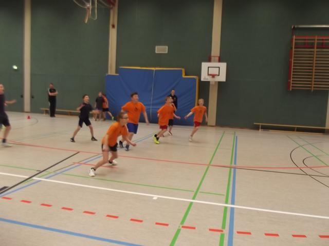 Zweifelderball-Kreisfinale 6