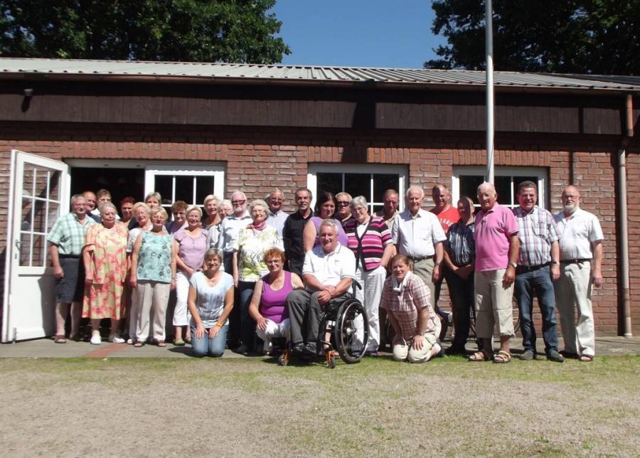 Mitglieder des Neukalener Heimatvereins zu Besuch in Appen (7.-9- August 2015)