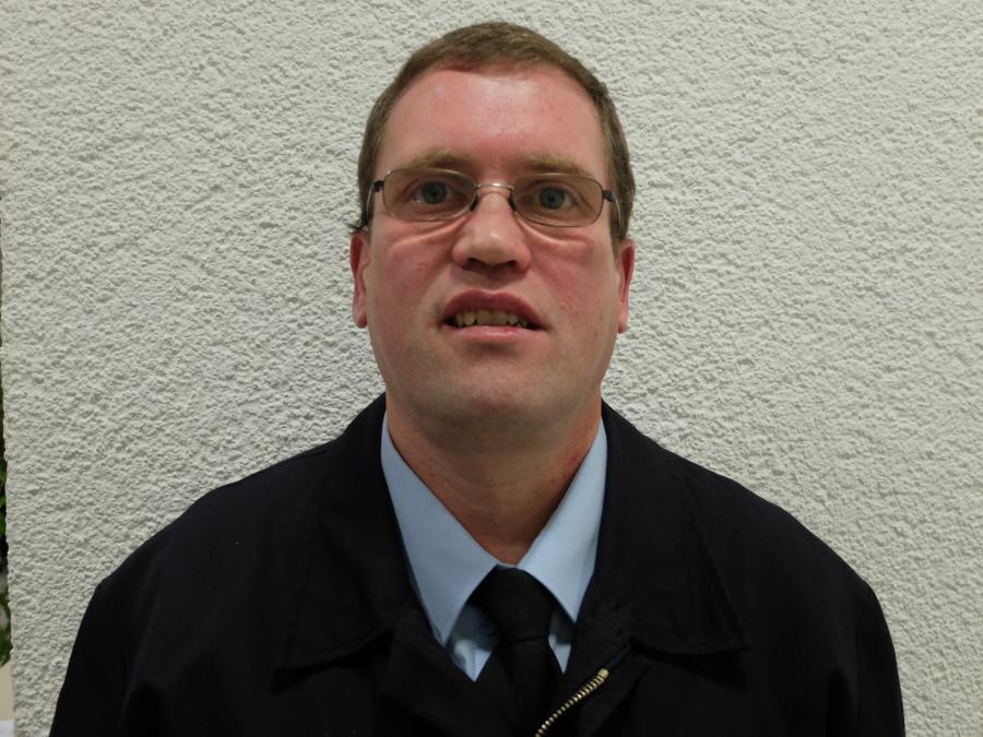 1. Vorsitzender Markus Hanselmann