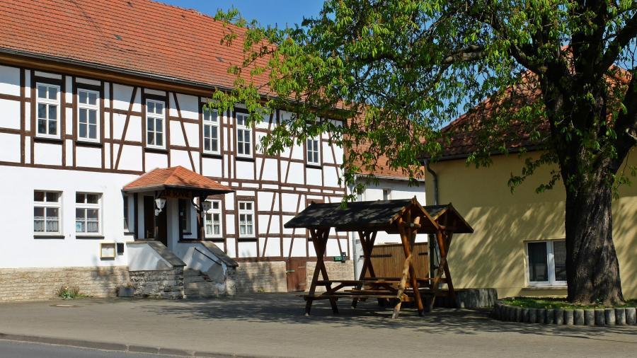 """Gaststätte """"Zur Sonne"""""""