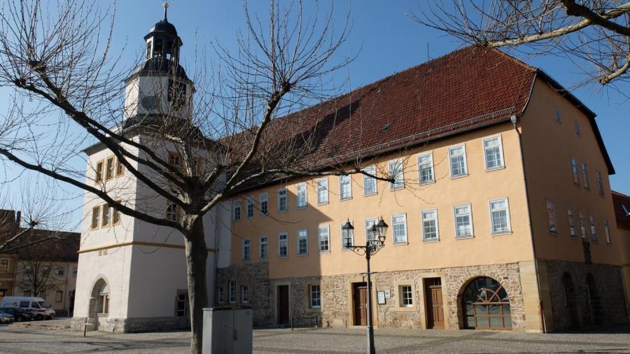 Rathaus - Sitz der Verwaltungsgemeinschaft