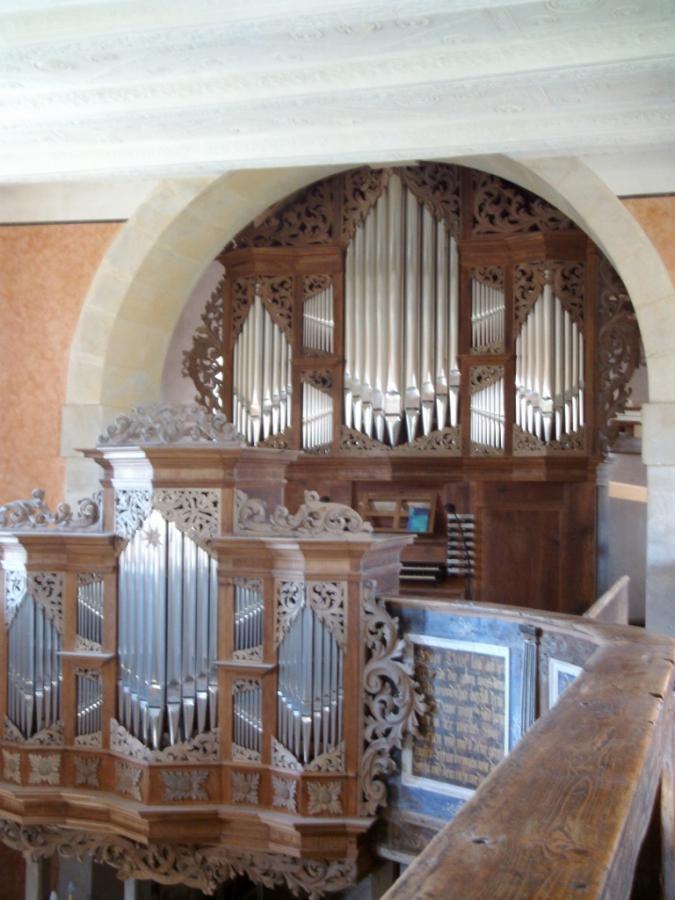 Fritsche/Treutmann Orgel