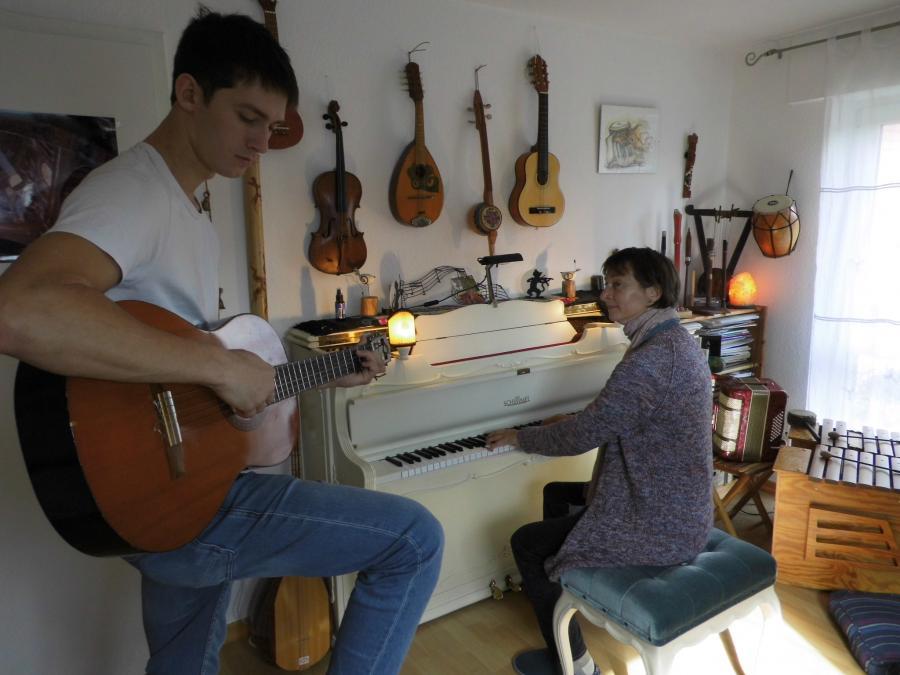 Lehrmusiktherapie 2