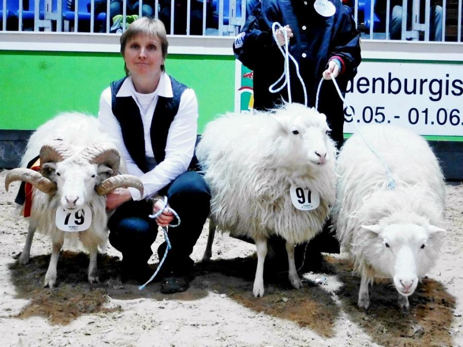 Skudden-Bundessiegerkollektion IGW 2014