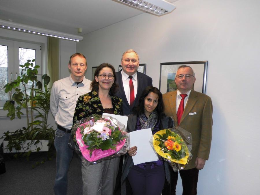 Thomas Tietjens, Jutta Becher, Harm Früchtenicht, Nehdal Al - Eryani, Jörg Bucher