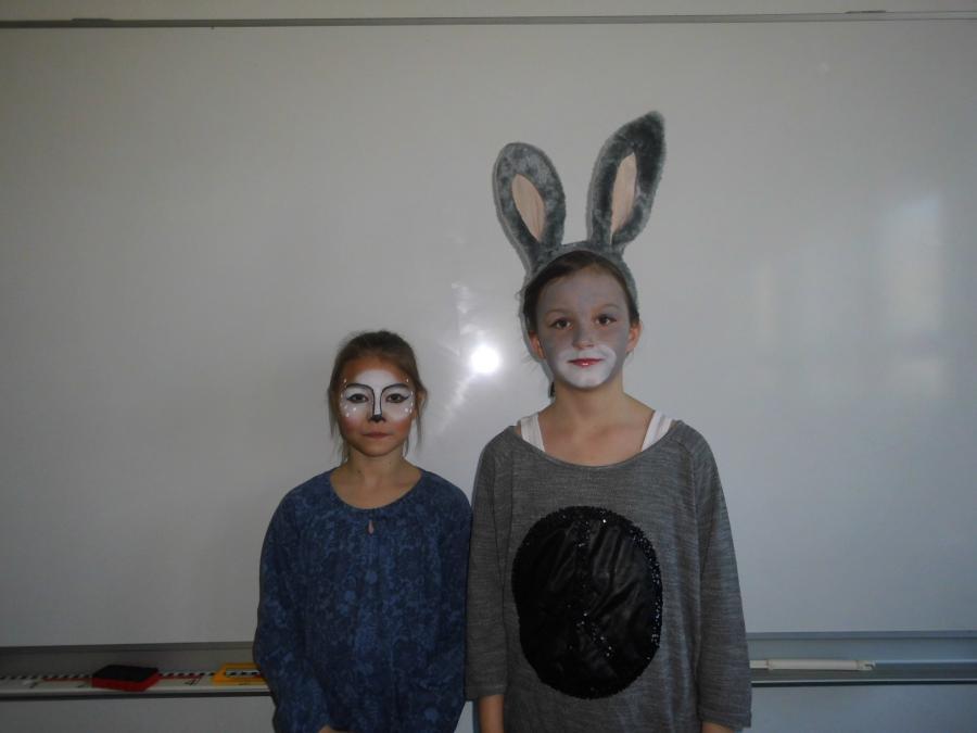 Theaterprojekt der Klasse 2a