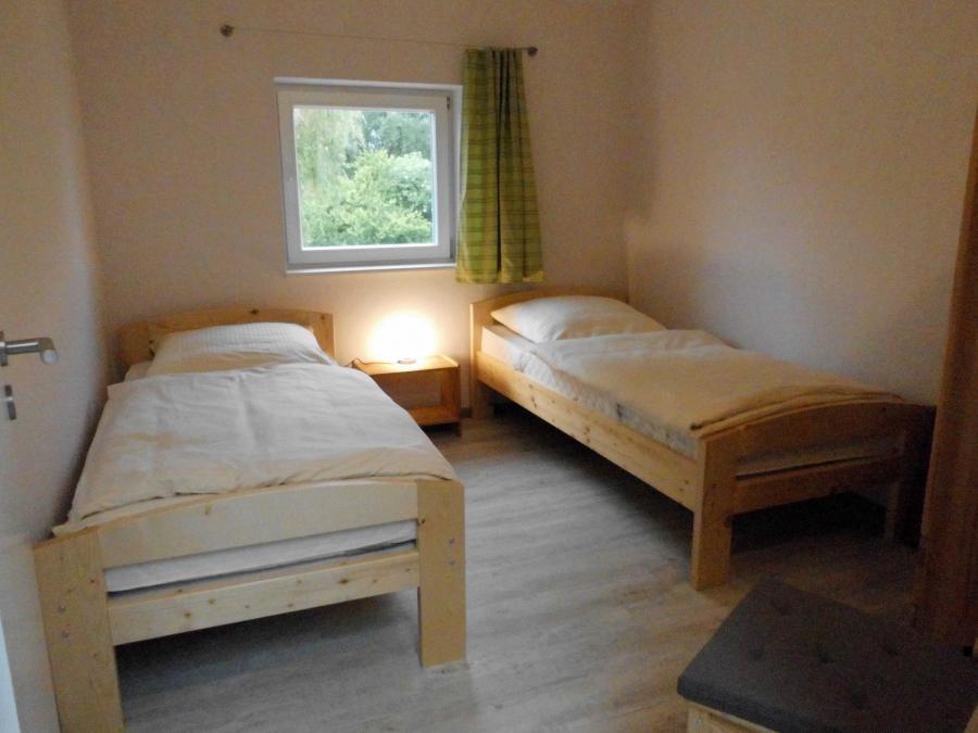 kleines Schlafzimmer im OG FeWo 4