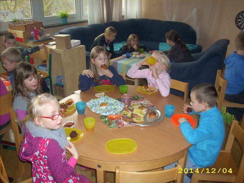 Geburtstag im Kinderhort 2
