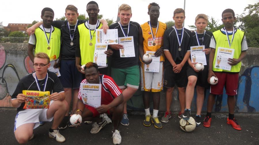 Street-Soccer-Turnier