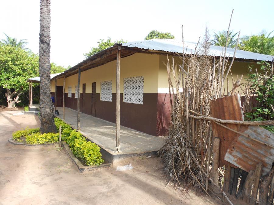2. Pavillon