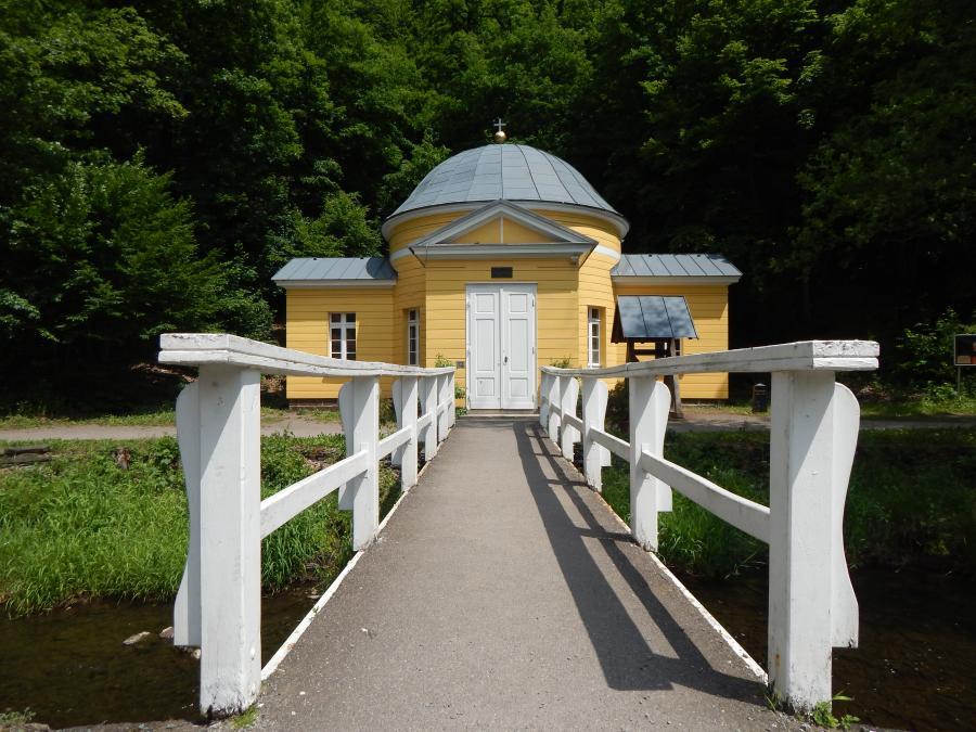 Kapelle mit Selkebrücke